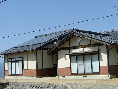 小野子下集落センター様(長野県飯田市)