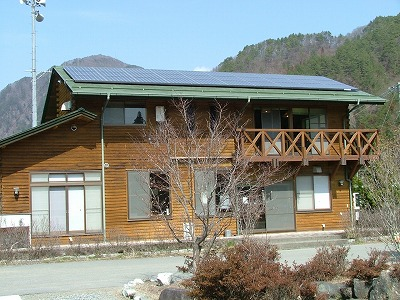 ビガーハウス様(長野県下伊那郡大鹿村)